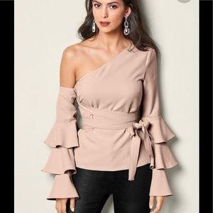 New! Venus off the shoulder blouse